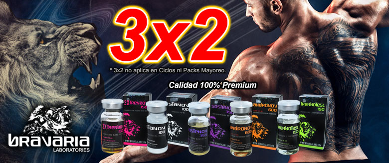 Bravaria Labs - The King of Premium Brands al 3x2