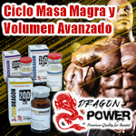 Ciclo Masa Magra y Volumen Avanzado. Dragon Power