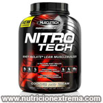 Nitro-Tech 4 lbs Proteina 30 gr Baja Carbo y Grasa Performance Series Muscletech