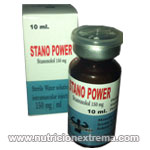 Stano Strong 100 - Stanozolol Winstrol 100mg 10ml. Strong Power Lab.