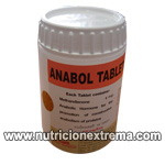 Anabol - Dianabol Tailandes 5 mg