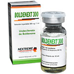 Boldenext 300 - Boldenona 300 mg x 10ml. NEXTREME LTD