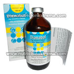 Dianabol Inyectable 100 ml x 25 mg por cada 1 ml