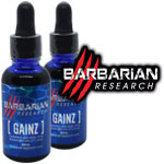 GAINZ - Ligandrol LGD 4033 + Ibutamoren MK 677 - Gotero 30 ml- Barbarian Research