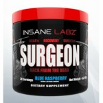 Surgeon - Amino simple que solo contiene BCAAs. INSANE LABZ