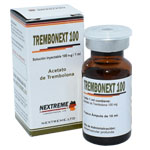Trembonext 100 - Acetato de Trembolona 100 mg x 10 ml. NEXTREME LTD