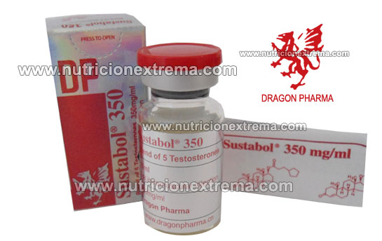 Sustabol 350 - Sostenon 350 mg Dragon Pharma