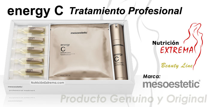 energy C - Tratamiento Profesional Pack